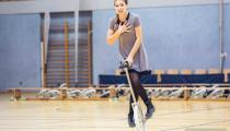 DM2019 Einrad-Freestyle - Damen-Expert - Maja Novosel - Thema Angst - 2. Platz