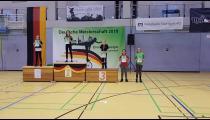 DM2019-TSV-Dudenhofen-Einrad-Freestyle-Standardskill-U13 Siegerehrung