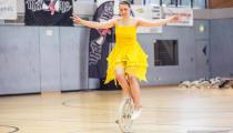 DM2019 Einrad-Freestyle - AK Einzelkür 19+ - Karina Lach - Thema La-La-Land - 8. Platz