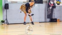 DM2019 Einrad-Freestyle - AK Einzelkür 19+ - Sonja Rath - Thema Schlager - 2. Platz