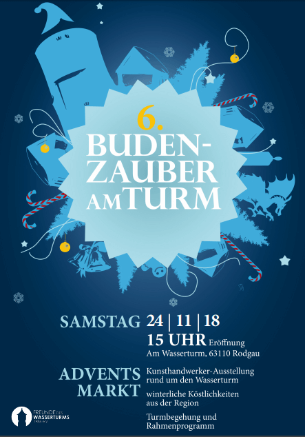 Budenzauber am Turm 2018