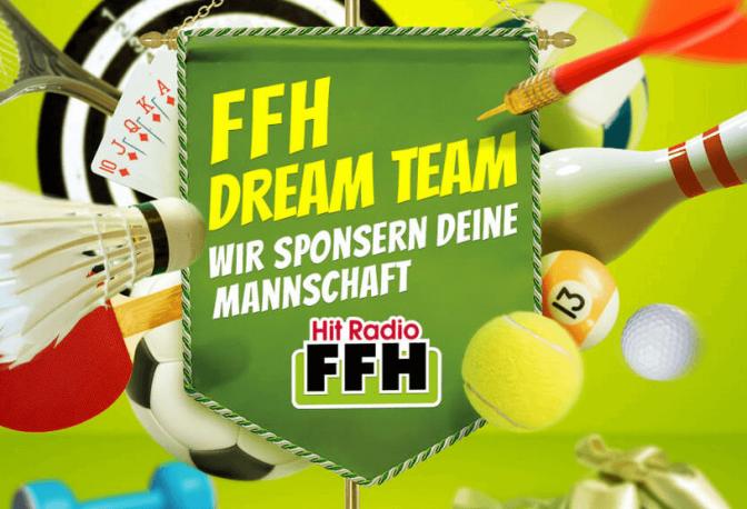 TSV Dudenhofen - FFH DREAM TEAM - wir sind dabei!